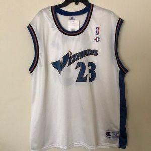 Washington wizards Michael Jordan champion jersey